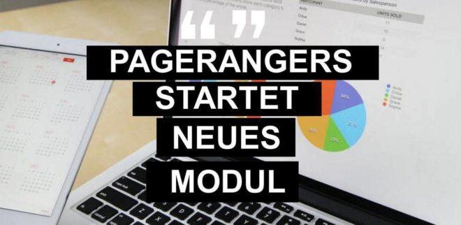Beitragsvorschau: Pageranger startet neues Modul: Keyword-Explorer