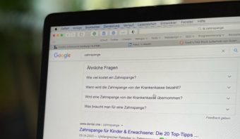 FAQ Suchergebnisse